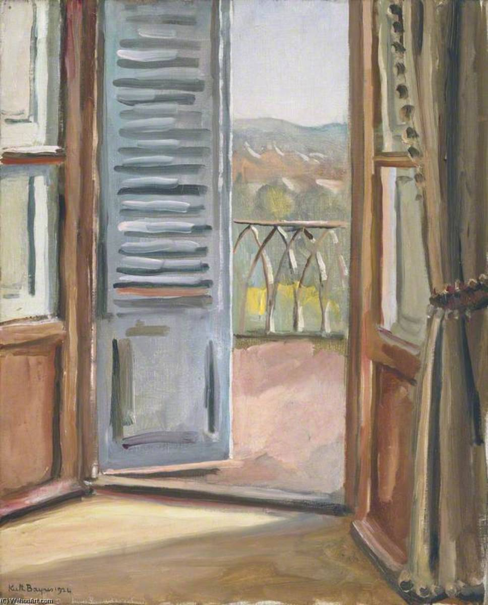 Window, Florence by Keith Baynes | Museum Quality Reproductions | ArtsDot.com