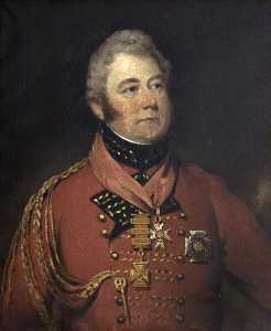 Thomas Barber - General Sir William Anson..