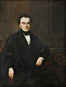 George Patten - Thomas Sands (1790–1867), Mayor of Liverpool