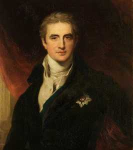George Patten - Robert Stewart, Earl of C..