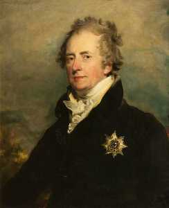 George Patten - Henry, 3rd Earl of Bathur..