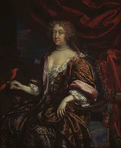 Benedetto Gennari The Younger - Elizabeth Murray (1626–1698), Duchess of Lauderdale