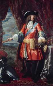Benedetto Gennari The Younger - James II (1633–1701)