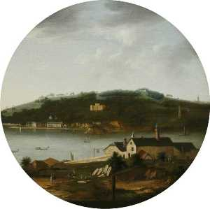 William Tomkins - A View of Mount Edgcumbe ..