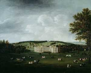 William Tomkins - Audley End and Ring Hill ..