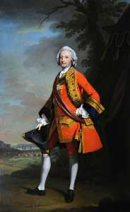 Henry Pickering - Colonel Edmund Winn (1709–1763)