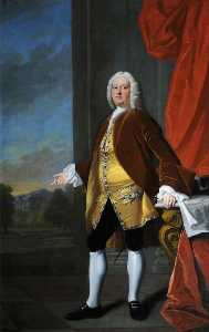Henry Pickering - Sir Rowland Winn (1706–1765), 4th Bt