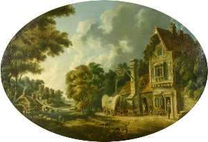 Nicholas Thomas Dall - The Crown Inn