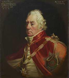 William Staveley - Admiral Viscount Keith (1..