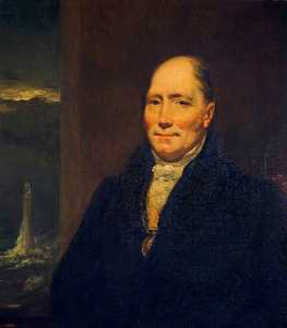 John Syme - Robert Stevenson (1772–1850), Lighthouse Engineer