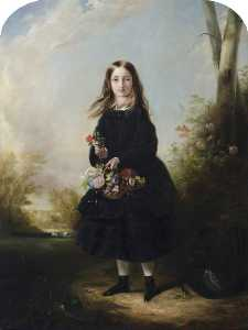 Henry Richard Graves - Lady Florence Paget (1842..