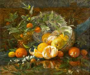 William Jabez Muckley - Oranges