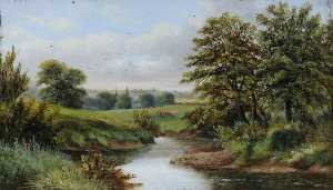 Benjamin Hold - Canon Hall Park River Lan..