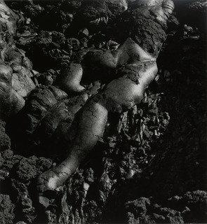 Volcano 106, 1980 by Aaron Siskind (1903-1991, United States) | Museum Quality Reproductions | ArtsDot.com