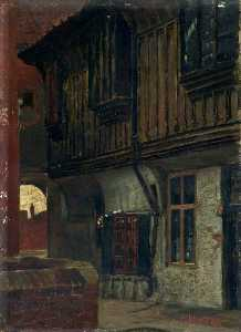 Alfred George Webster - Whitefriars, Lincoln