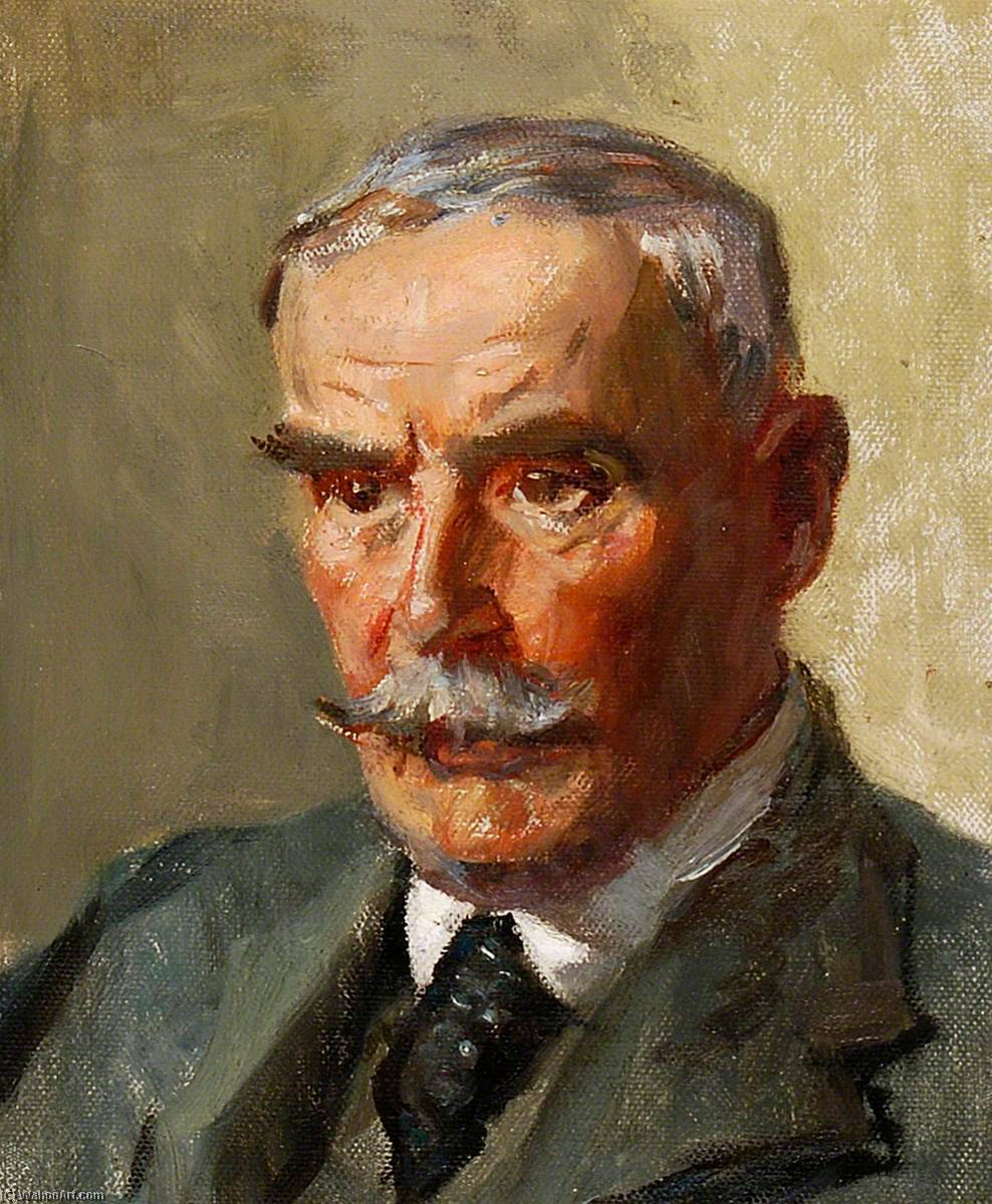 Frank Mead, 1910 by Rose Mead | Art Reproduction | ArtsDot.com