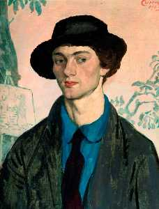 John Currie - Mark Gertler (1891–1939)