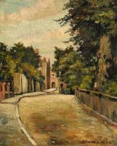 Ernest Stamp - The Mount, Hampstead