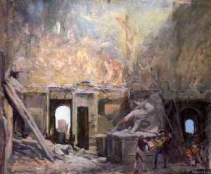 Percival Arthur Wise - The Futility of War, 1914–1918