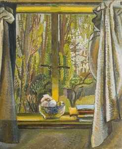 Doris Boulton Maude - The Garden Window