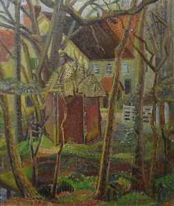 Doris Boulton Maude - Untitled (Mayes Farm, San..