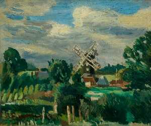 Adrian Maurice Daintrey - The Windmill