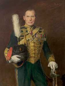 Reginald Henry Lewis - Colonel the Lord Barnby o..