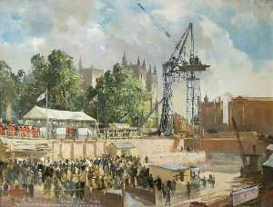 Charles Ernest Cundall - New Council House Foundat..