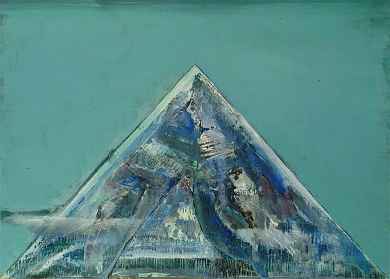 Pyramid Peak IV by Keith Grant | Museum Quality Reproductions | ArtsDot.com
