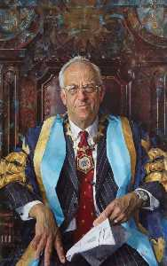 Keith Breeden - Professor Sir John Temple..