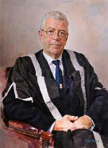 Keith Breeden - Professor Roy Evans, Vice..
