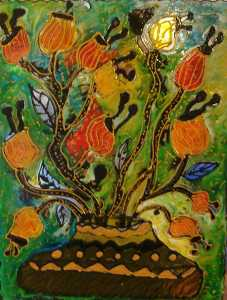 Ranjan Chowdhary - Flowers in Abstract 4