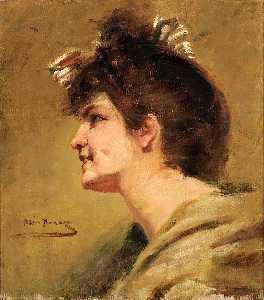 Alice Pike Barney - The Dimple