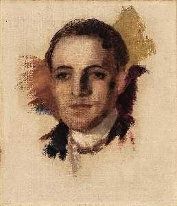 Alice Pike Barney - Young Man