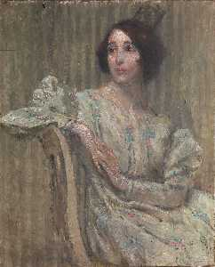Alice Pike Barney - Spanish Senorita