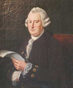 George Paul Chalmers - Alderman Joseph Sykes