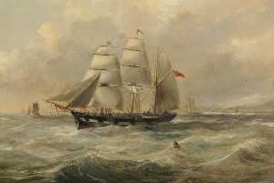 William Muir - The Barque 'Camelot'
