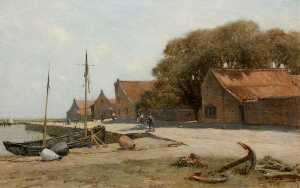 Archibald David Reid - Blakeney, Norfolk