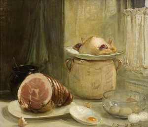 William Somerville Shanks - Pantry Shelf