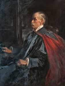 William Somerville Shanks - Emeritus Professor John G..