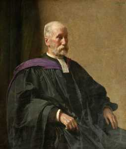 John Bulloch Souter - Reverend Dr William Straton Bruce (1846–1933), Minister of Banff (1873–1925)