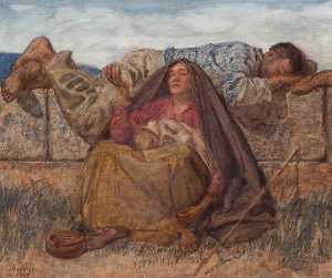 John Bulloch Souter - Vagrants No.3
