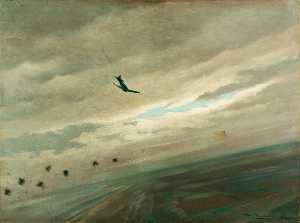 Roy Anthony Nockolds - A Tempest Shooting Down a..