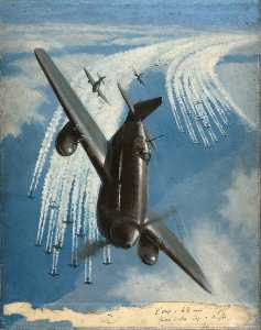 Roy Anthony Nockolds - Fighter Aircraft Escort
