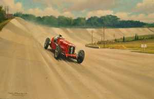 Roy Anthony Nockolds - Breaking the Brooklands T..