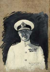 Rowland Langmaid - Admiral Andrew Browne Cun..