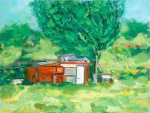 Clement Mcaleer - Allotment Shed