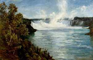 Colin Hunter - Falls of Niagara