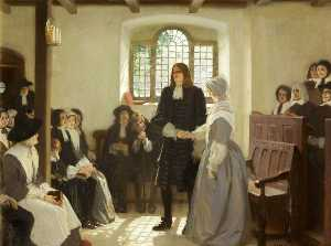 Ernest Board - The Marriage of William P..