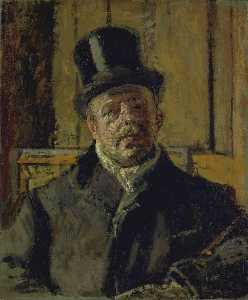 Walter Richard Sickert - Jacques Emile Blanche